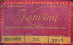k label