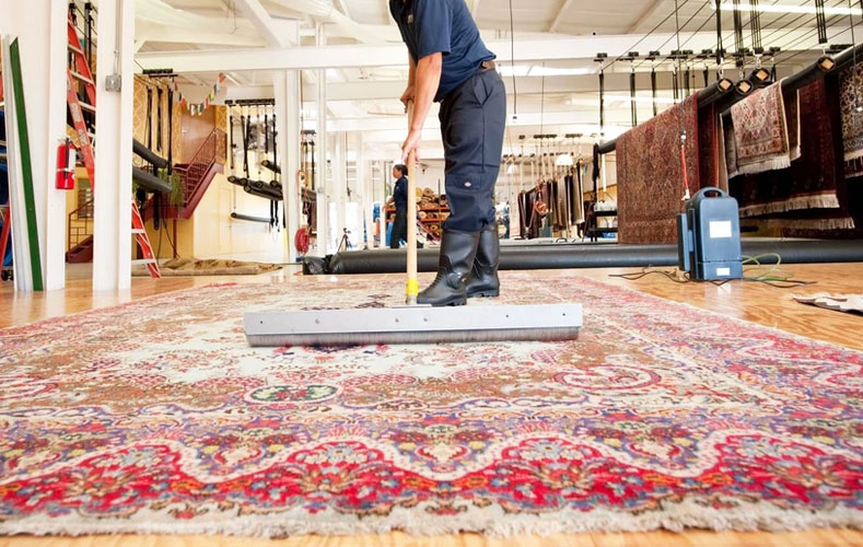Rug Cleaning, Home