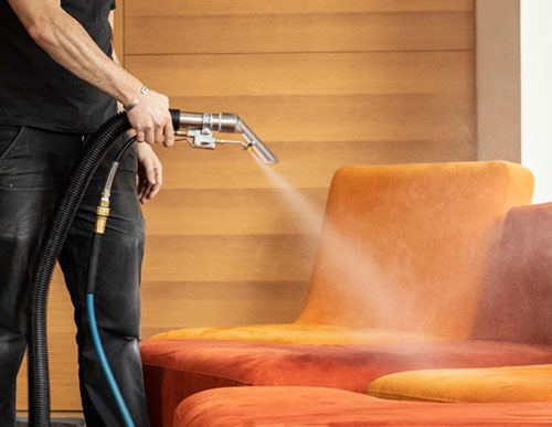 cleaning services, Services